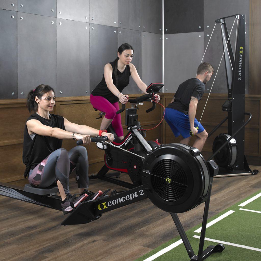 Perder Peso en el gimnasio